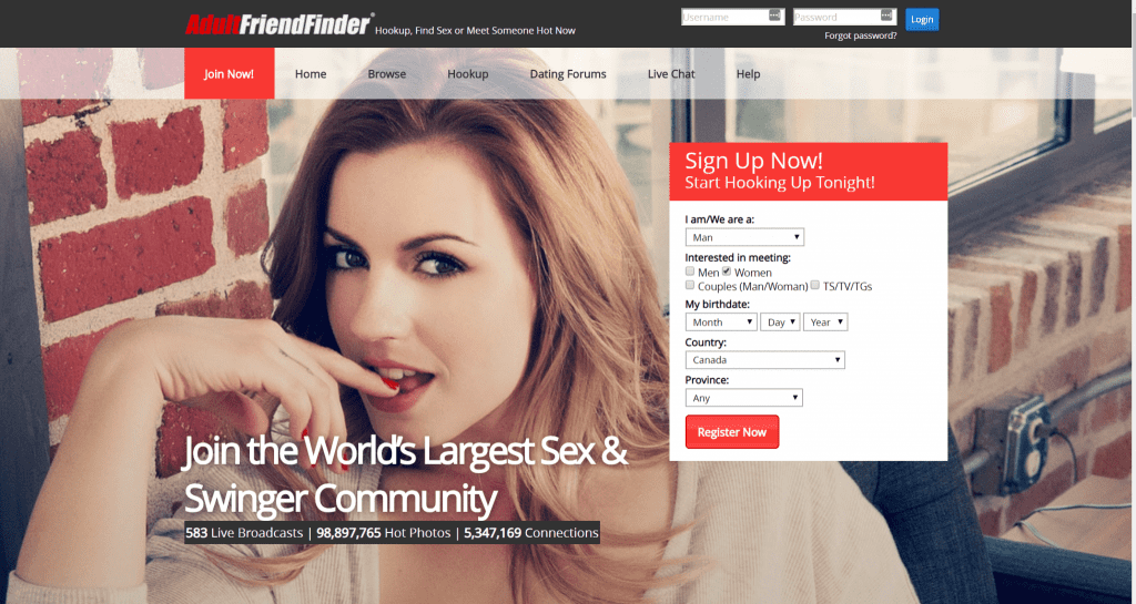 About Hookup Dating Is Normally Adultfriendfinder Genuine Or A Fraud?