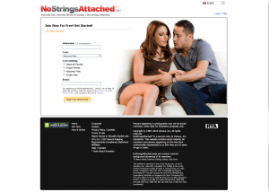 No Strings Attached Review Screenshot