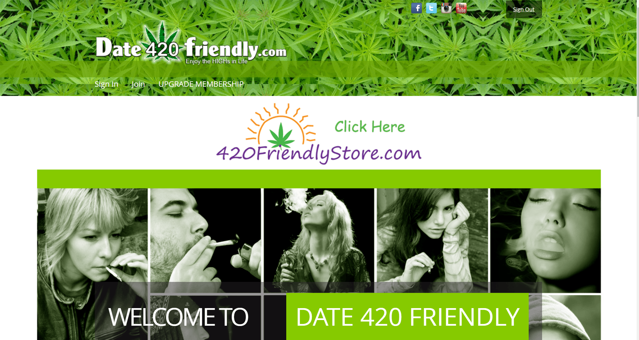 420 friendly online dating