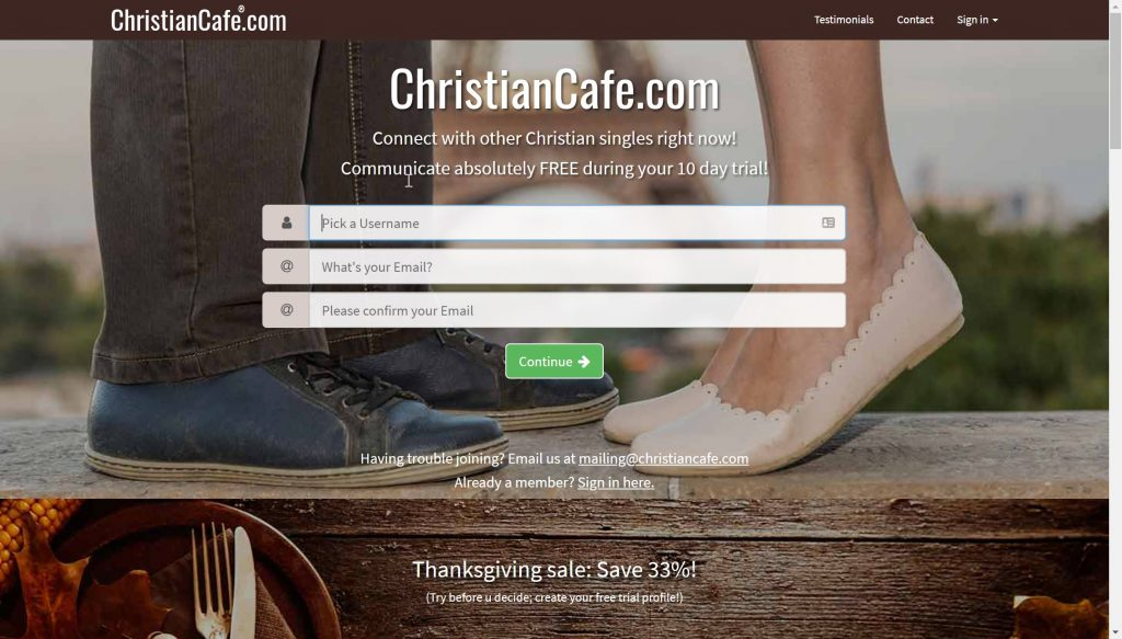 Christian Cafe Review - Is This The Right Christian Dating Site For You?
