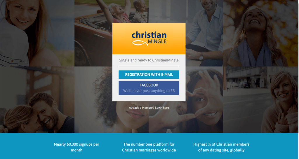 Is Christian Mingle2 A Dating Site Christian