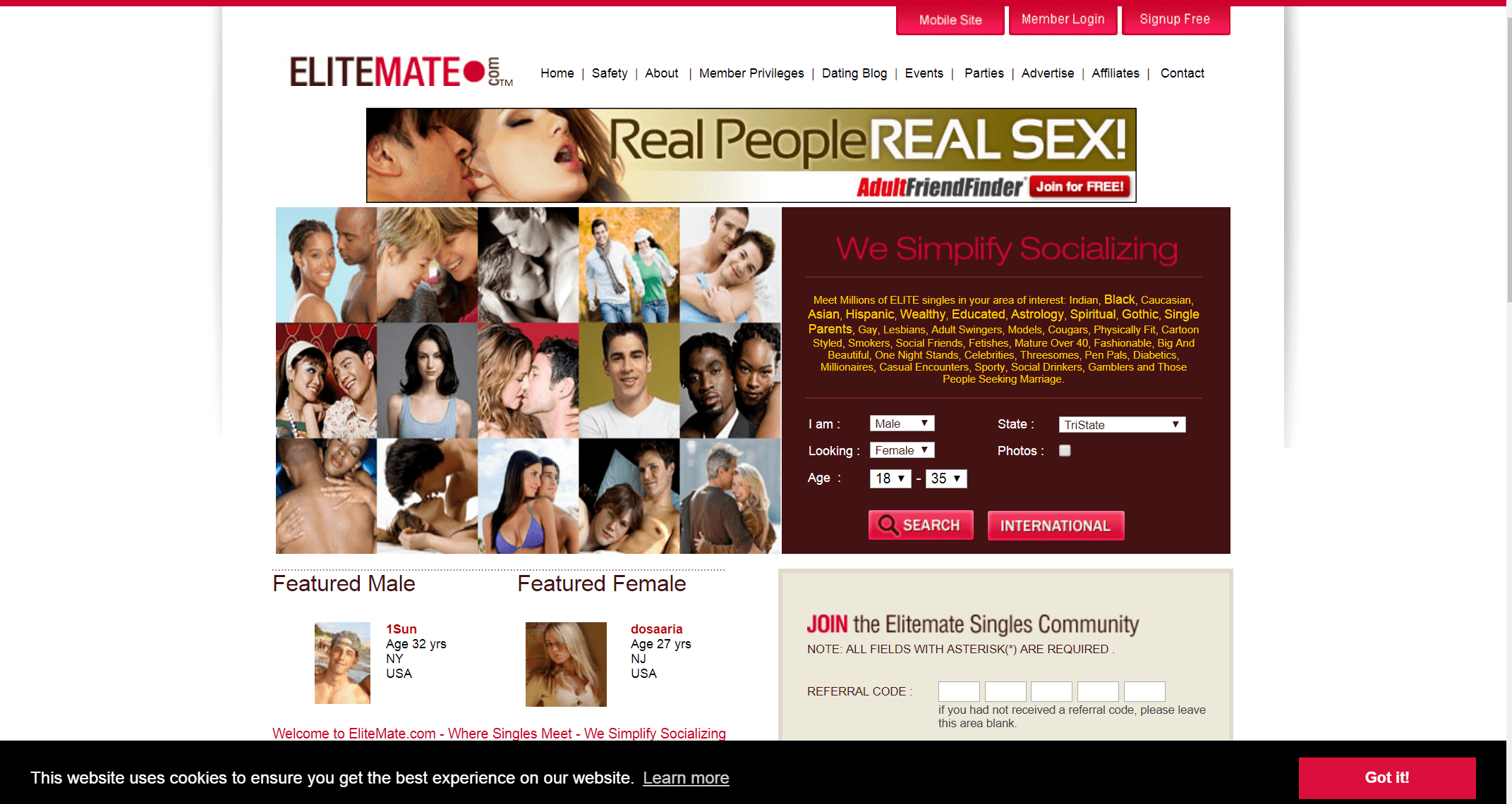 EliteMate Review - One of the Worst Dating Sites Ever