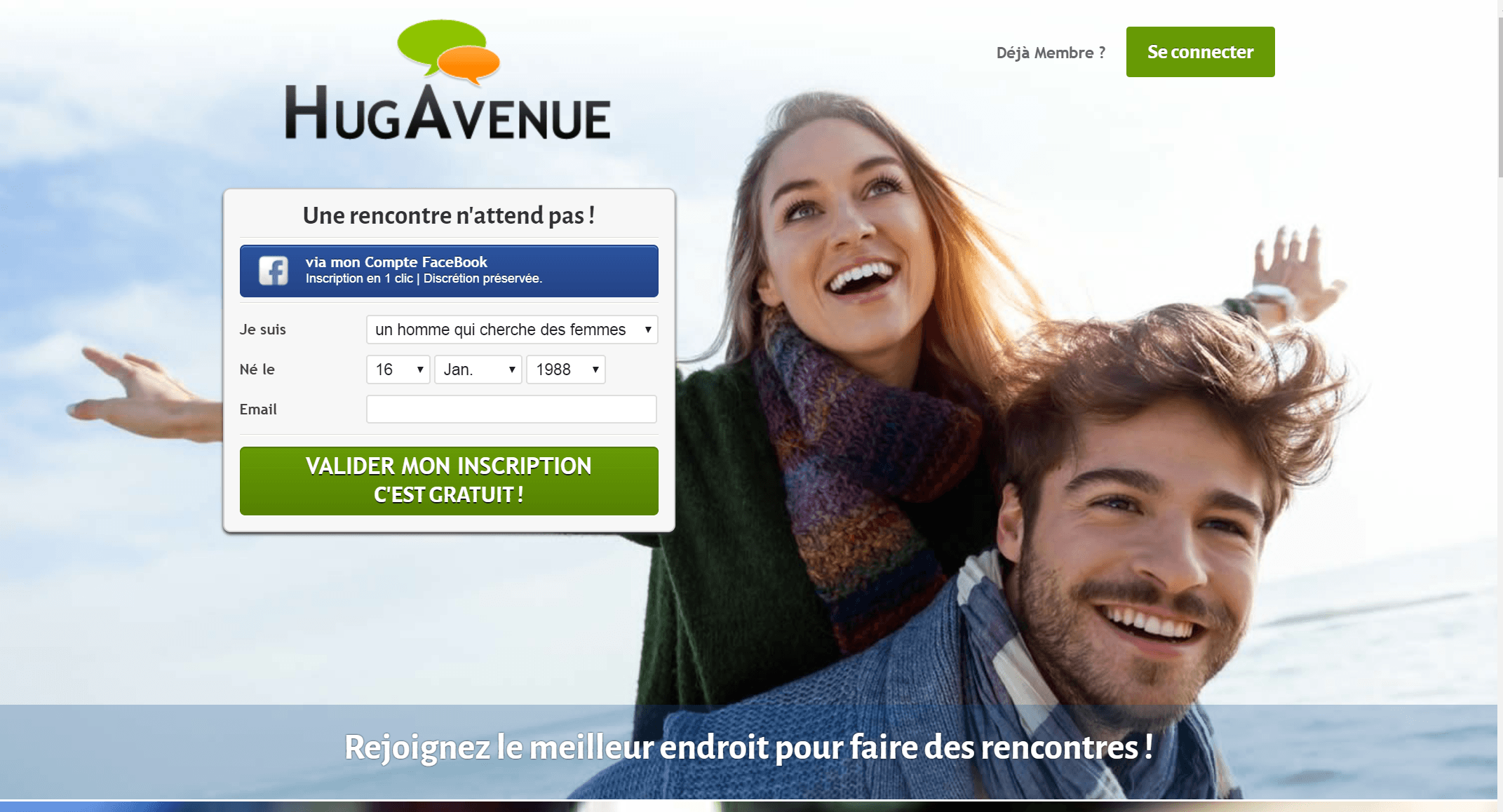 Most Popular Dating Site In France